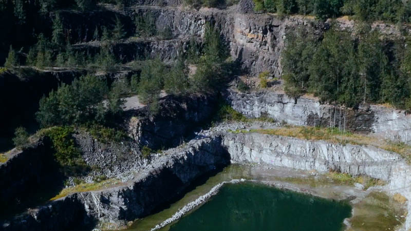 Hornsby quarry void